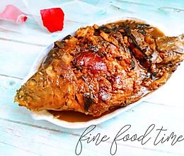 红烧鱼怎么这么好吃!的做法