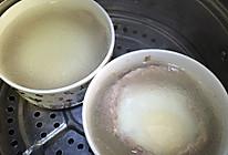 鸡蛋肉饼汤的做法