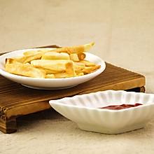 自制零食 零难度薯条