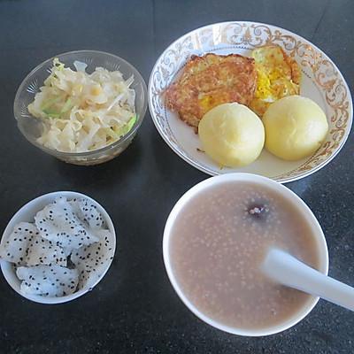 健康早餐 学生餐