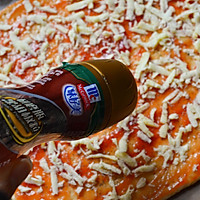 脆底蘑菇披萨的做法图解8