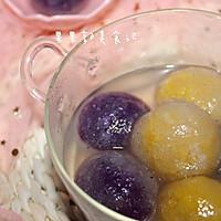 #新年开运菜,好事自然来#水晶汤圆-3种馅的做法图解12