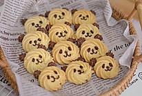 超可爱的小熊曲奇饼干的做法