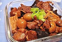 浓香木耳羊肉煲的做法