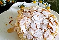 爆浆海盐奶盖蛋糕的做法
