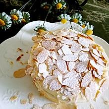 爆浆海盐奶盖蛋糕