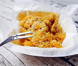 盐酥鸡#美的微波炉菜谱#的做法
