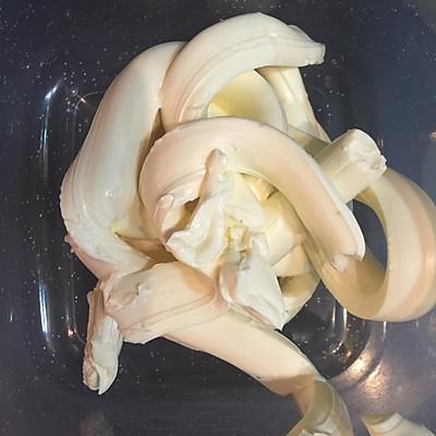 裱花蛋糕之奶酪霜的做法 步骤2