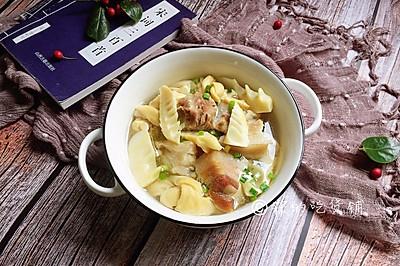 腌笃鲜——属于春的美味#做道好菜,自我宠爱!#