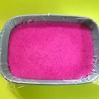 火龙果椰蓉奶糕的做法图解10