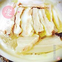砂锅酸菜白肉