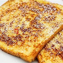 【曼步厨房】法式土司 French Toast