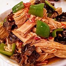 红烧腐竹(美味营养)
