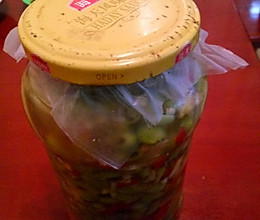 江西小吃——霉豆的做法