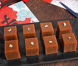 红红火火❗️年年高❗️红糖红枣糕❗️❗️的做法