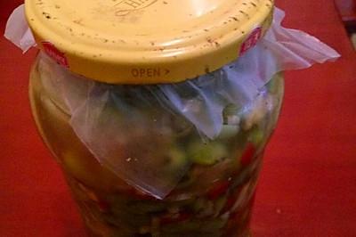 江西小吃——霉豆
