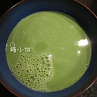 【抹茶豆乳布丁】免烤、低热量、快手的做法图解4