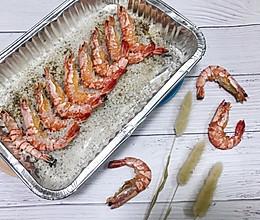 简单粗暴的盐焗虾的做法