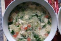 豆腐鸡蛋汤的做法