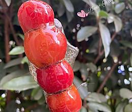 小美版自制糖葫芦的做法