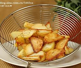 迷迭香煎小土豆的做法
