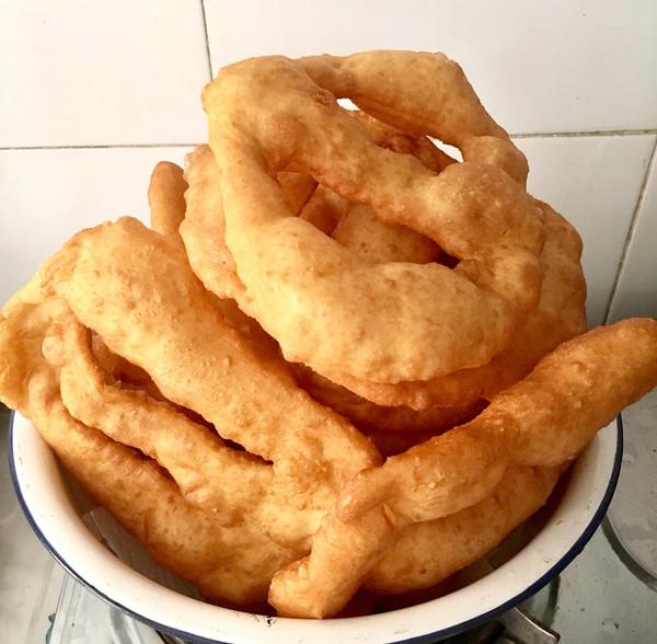 家庭版香酥大油饼的做法的做法