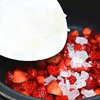 电饭煲版草莓酱的做法图解6
