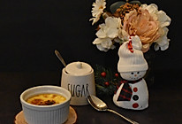 """#甜蜜暖冬,""""焙""""感幸福#超简单三种食材法式焦糖布丁的做法"""