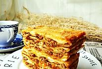 意式肉酱千层面(附番茄肉酱、白酱及千层面皮做法)的做法