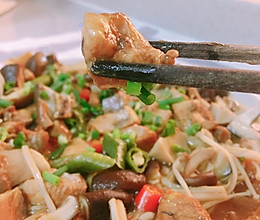 香焖鸡胸肉的做法