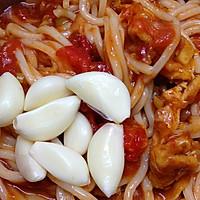 西红柿鸡蛋汆面