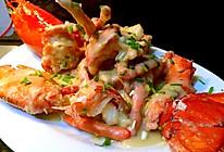 【私房】芝士烩波士顿龙虾的做法