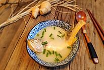 暖胃暖心黄花鱼汤的做法