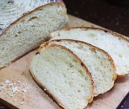 酸面包 Sourdough Bread(无需培养酸酵头)的做法