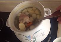 茭白猪蹄汤的做法