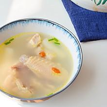 营养山药鸡汤-夏季养生滋补
