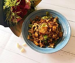 #520,美食撩动TA的心!#家常扁豆焖面的做法