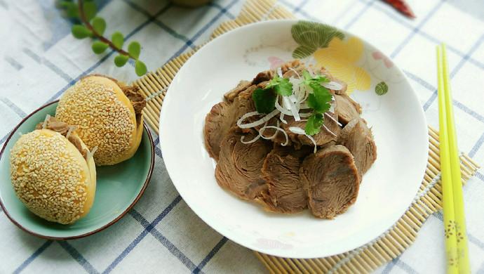 【新品】好吃的酱牛肉-做法超简单