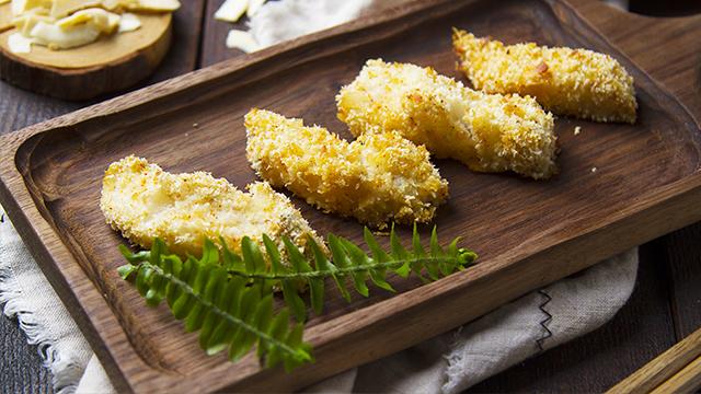 椰香鳕鱼条
