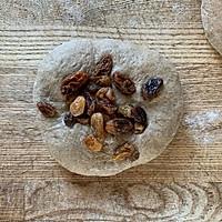 蜜豆核桃bread的做法图解4