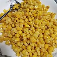椒盐玉米的做法图解3