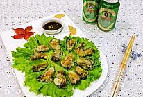 铁板煎牡蛎的做法