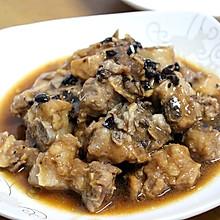 送饭神器——豆豉排骨最方便快捷版