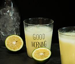 明年夏天再见——巴西柠檬水的做法
