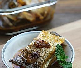 腊肉丁蒸黄鱼鲞#夏日时光#的做法