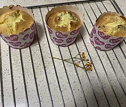 炸烤箱之葡萄干玛芬的做法