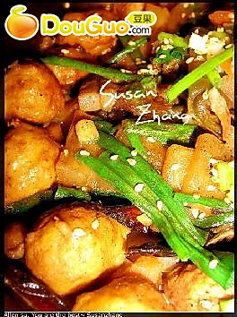 什锦火锅炖菜