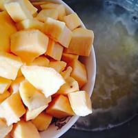 健脾养胃、清肠润燥--大小米红薯粥的做法图解5