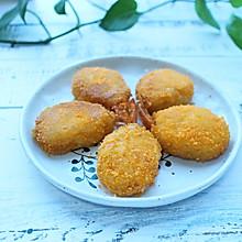 虾仁土豆饼