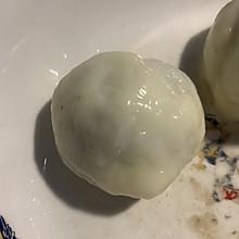 豆沙糯米糍团
